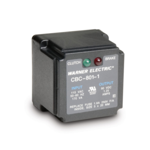 CONTROL WARNER ELECTRIC MOEDLO CBC-801-1