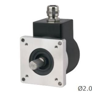 ENCODER ACCUCODER MODELO 702-30-S-10000-Q-HV-5-K-N-SY-N-N