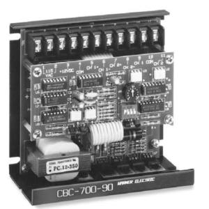 Control Warner Electric CBC-700-24VDC Overexcitation Controls